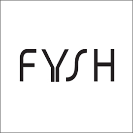 fysh glasses logo