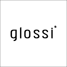 glossi glasses logo