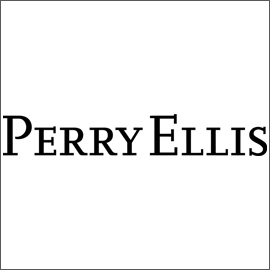 Perry Ellis glasses logo