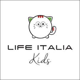 life italia kids glasses logo